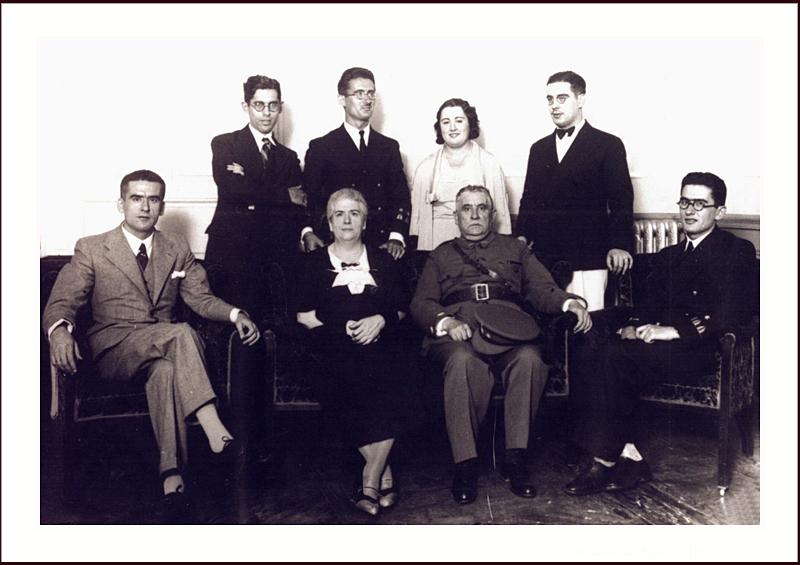 Familia de Eduardo Gavira