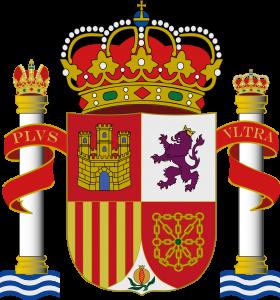 Escudo de España sin lises